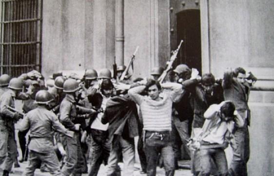 La dictadura uruguaya de Bordaberry