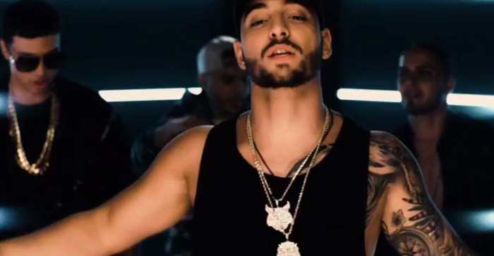 maluma-video
