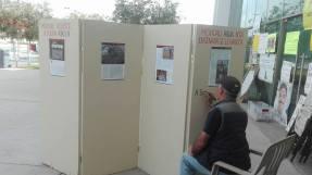 Múltiples esfuerzos informativos realizan los miembros del colectivo Ensenada se levanta
