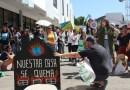 Ensenada se une a huelgas climáticas «Fridays for future»