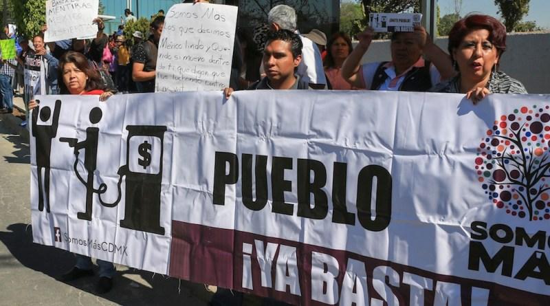 Ciudadanos independientes presentan primera petición de amparo vs «gasolinazo» de Bonilla en BC