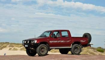 How much fuel do you need to carry for your 4WD?