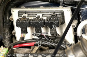 Moses Ludel's 4WD Mechanix Magazine  Jeep YJ and TJ Wrangler Fuel, Spark & Emission System