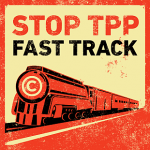 Stop TPP fast-track