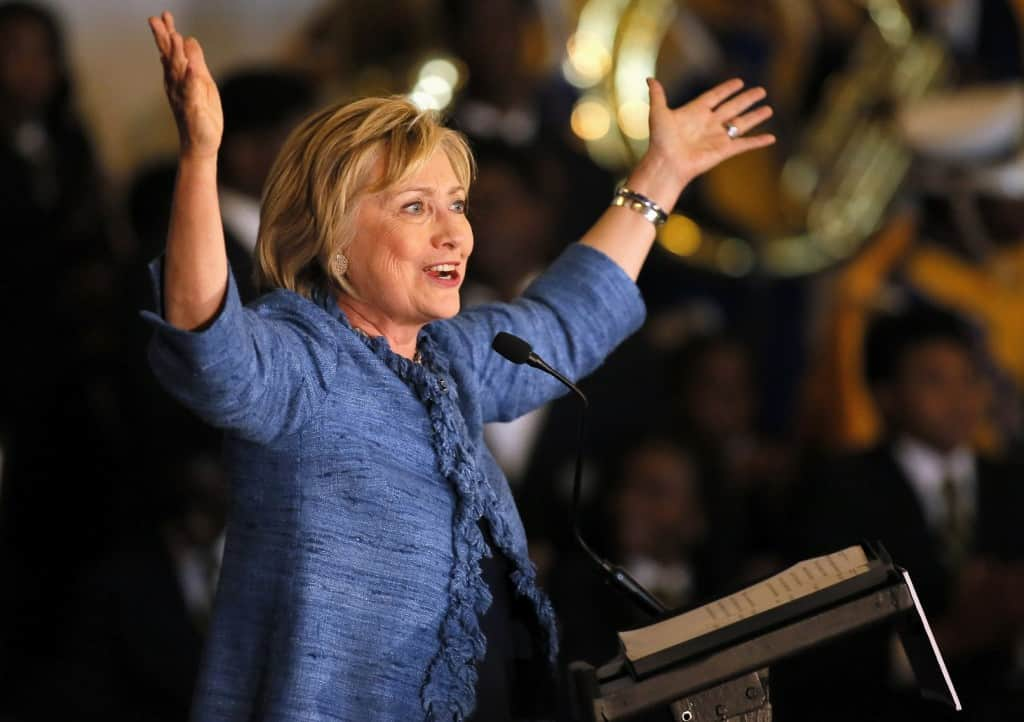 Hillary Clinton Has Finally Taken A Glib Position On Keystone XL