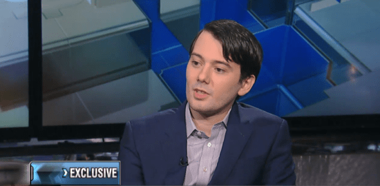 Martin Shkreli Makes a Mockery Out Of the House Oversight Committee