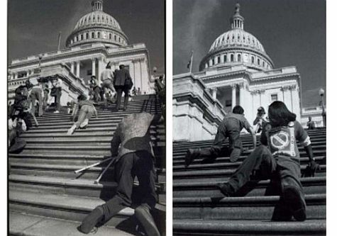 DISABLED PROTEST AND ARE ARRESTED – 26 YEARS LATER