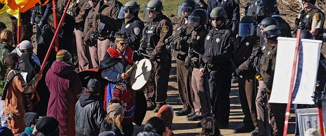 Dakota Access Pipeline: A Blatant Abuse Of Force