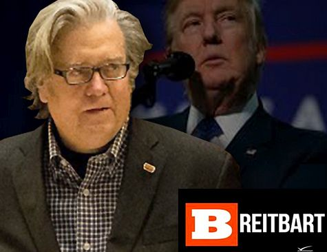 Trump Appoints White Nationalist Steve Bannon
