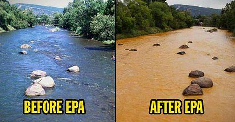 Why Isn't Scott Pruitt Fighting EPA Budget Cuts?
