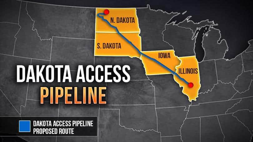 Dakota Access Pipeline: Two More Leaks Happen