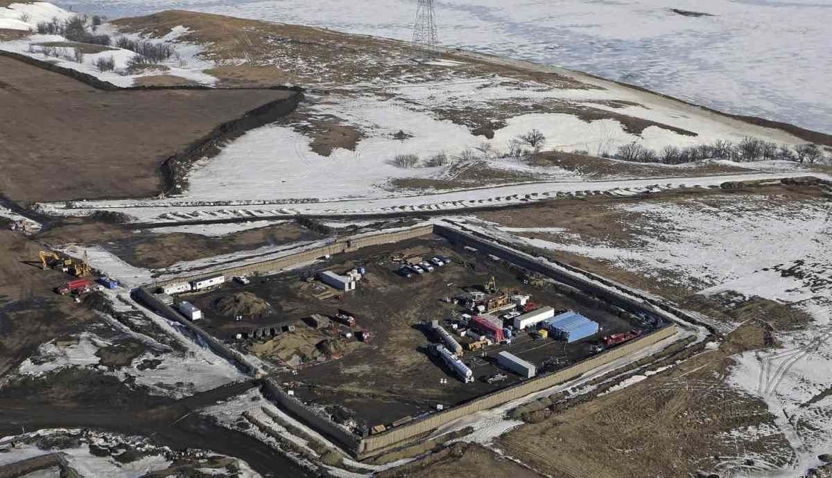 Judge Gives Favorable Ruling Against The Dakota Access Pipeline