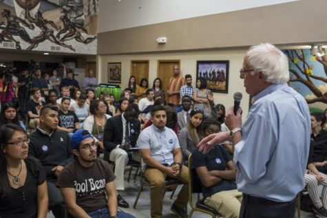 Five Points for Bernie Sanders To Consider in 2020