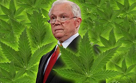 Jeff Sessions' Political Football; Legal Marijuana
