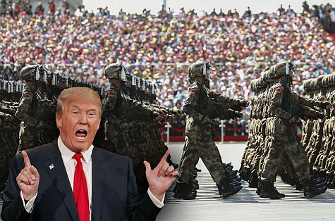 Donald Trump Wants  a Military Parade For Himself