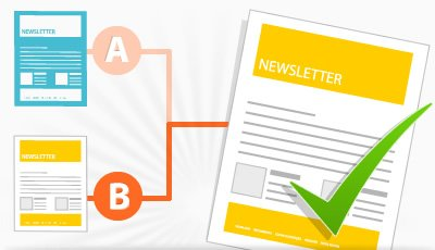 newsletter-a-b-testing