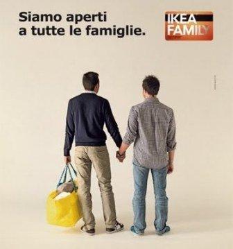 Ikea family è aperta a tutte le famiglie
