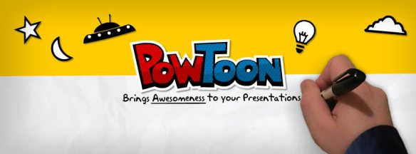 Presentarsi al meglio con Powtoon