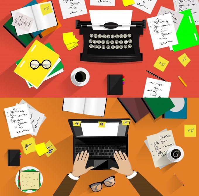 Vuoi scrivere nel Web? 3 libri da leggere!