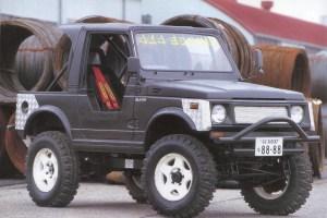 ジムニーJA51エスポデモカー01