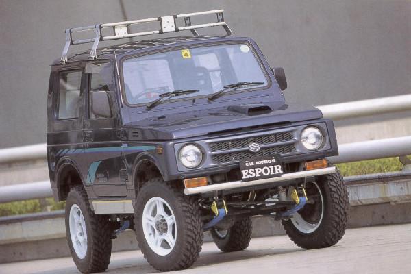 ジムニーJA11 エスポ初代デモカー01