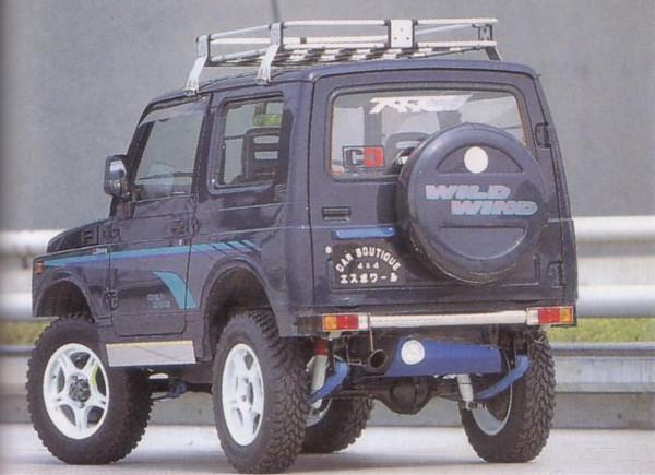 ジムニーJA11 エスポ初代デモカー02