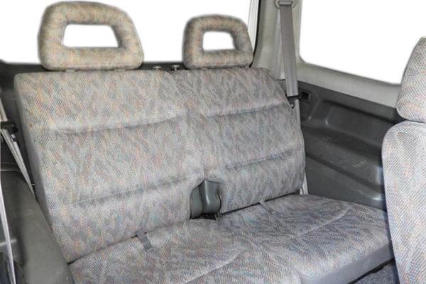 ジムニーJB23-1型 XC 後席シート