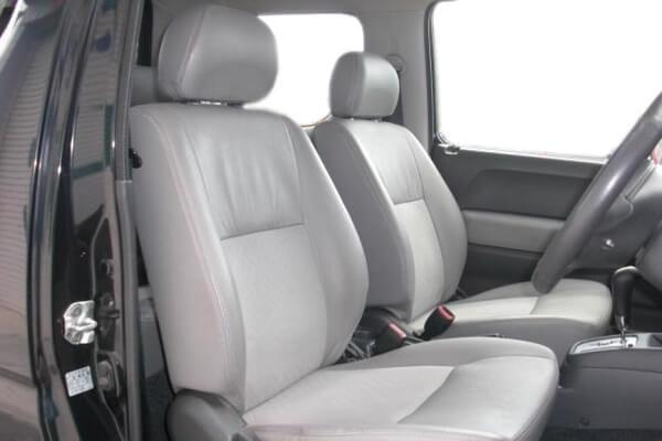 ジムニーJB23-7型 ランドベンチャー前期 運転席・助手席シート