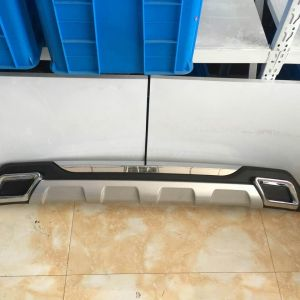 ABS Rear Bumper Guard Effection USE FOR TOYOTA FORTUNER SUV 2016 2017 .jpg