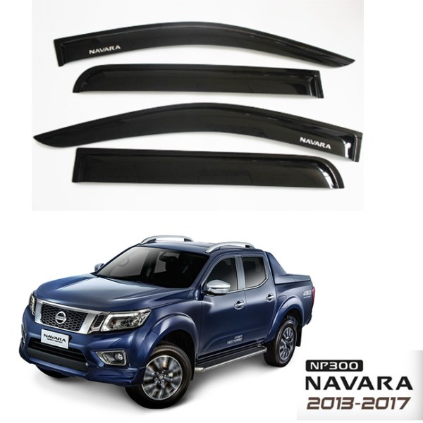 Navara NP300 NAVARA D23 2013-2017 Door Visor Sun Visor