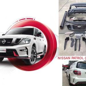 Nissan Patrol Y62 body kits