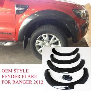OEM style fender flare for ranger 2012