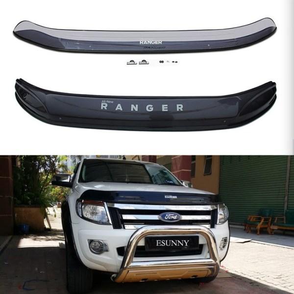 Ford Ranger T6 2012-2014 Bonnet Guard
