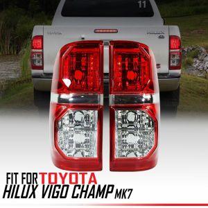 Hilux Vigo Champ SR5 MK7 12-114 Tail Light