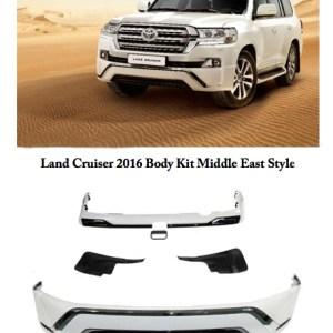 Body Kit Middle East Style For Land Cruiser 2016 FJ200