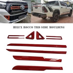 Hilux rocco TRD side moulding