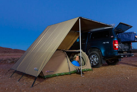 But This Offset By Its Durable Construction Simplicity And Affordable Price Overall We Rate The ARB Awning As A Great Mid Range 4x4 Vehicle