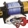 TMAX 3500 LBS ATW Pro Winch - synthetic rope