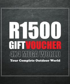 MW Gift Voucher R1,500