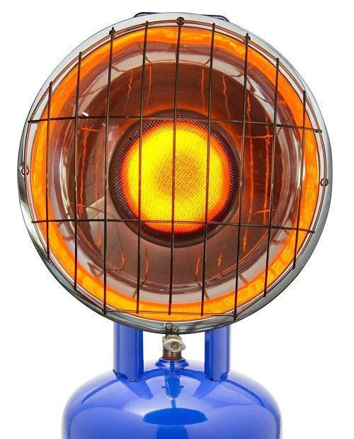 CADAC Safire Heater