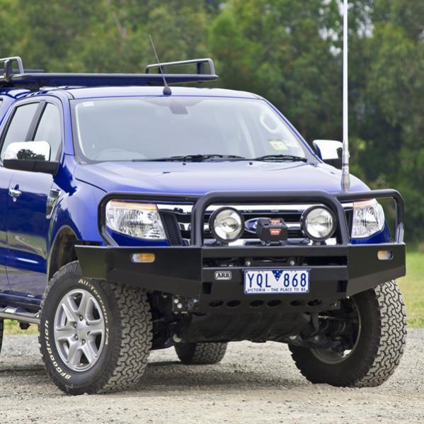 Commercial Bull Bar - Ford-Ranger-T6