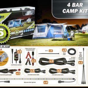 KORR 4 Bar Camp Kit