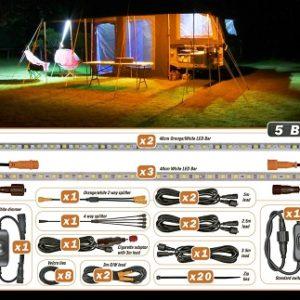 KORR 5 Bar Camp Kit