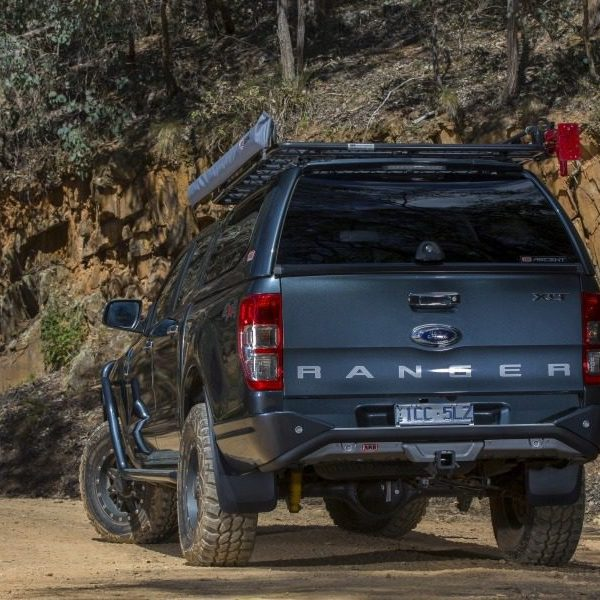 FORD RANGER SUMMIT REAR STEP- WITH SENSORS