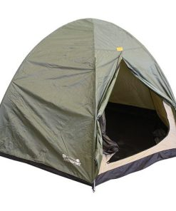 Nylon family 4 man tent