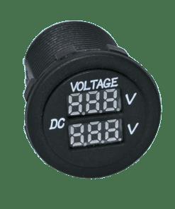 Lumeno Dual Voltmeter