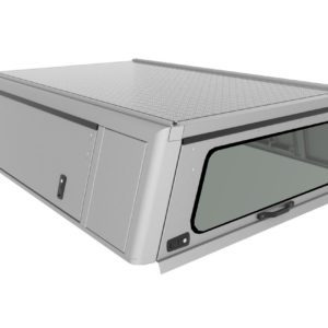 XC Smooth Silver Explorer Canopy