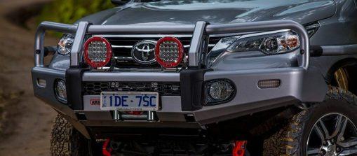 ARB Summit Bar Toyota Fortuner 15 on