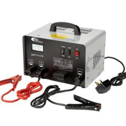 Professional 35A workshop charger with 180A jump starter