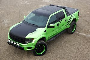 Ford Pick Up F-150 Tuning auf 572 PS